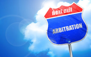 Will an Arbitration Clause Protect You? by Cheryl Stein
