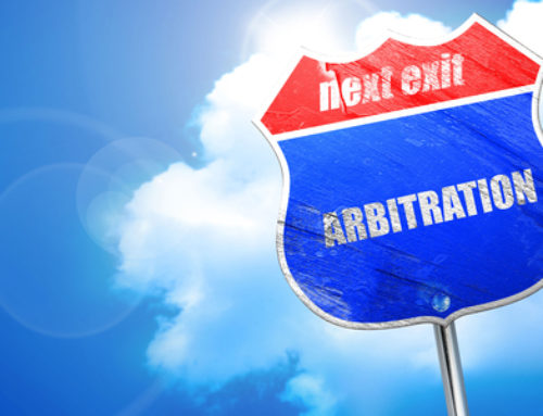 Will an Arbitration Clause Protect You?