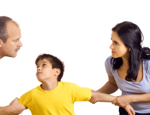 When Children Are Treated Like Chattel in Divorce; Don't Let Your Kids Get Lost in the Shuffle!