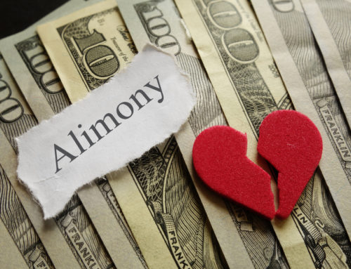 The Halo of Fear Surrounding Alimony