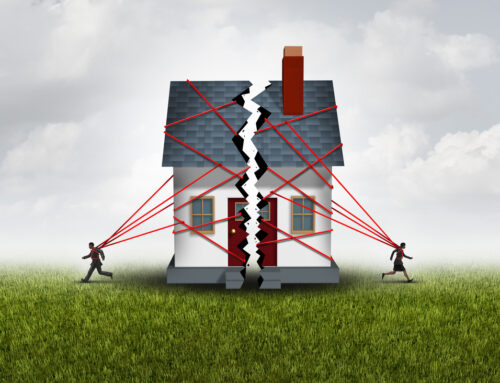 When Your Spouse Asks You to Move Out — Breaking the Seal on the Marital Home